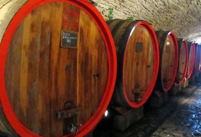 Kuchnia Toskanii. Wino