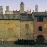 San Gimignano. Lody, szafran i wino- Podróże ze smakiem