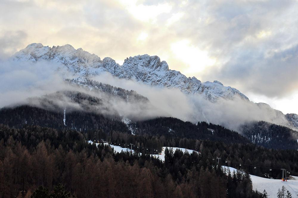 San Candido - Baranci (Haunold) - narty z dziećmi w Dolomitach