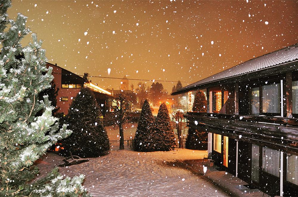 San Candido - Residence Emmy - narty z dziećmi w Dolomitach