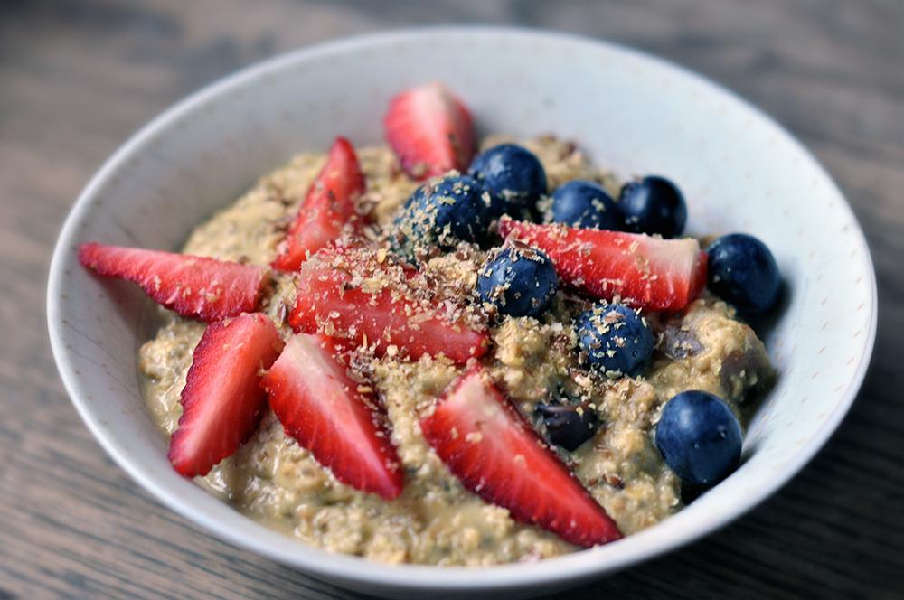 Owsianka domowa, czyli najzdrowsze śniadanie świata